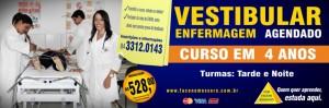 Vestibular Agendado