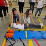 Treinamento Primeiros Socorros - Facene na Motoeste Assu01