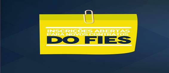 Novos cursos de graduação da FACENE estarão disponíveis pelo FIES