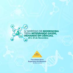 IV Simpósio de Biomedicina